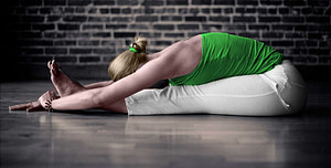 Paschimottanasana, Double Leg Forward Stretch