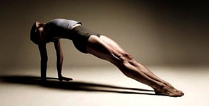 Purvottanasana, East Stretch Posture (Upward Plank Pose)