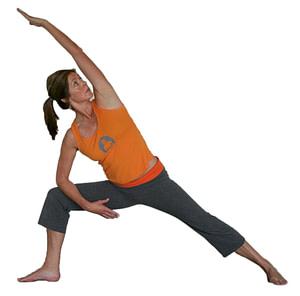 Standing Side Stretch alternative pose