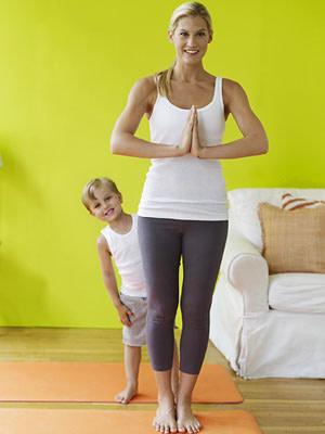 Yoga with Children - Yoga for Better Behavior