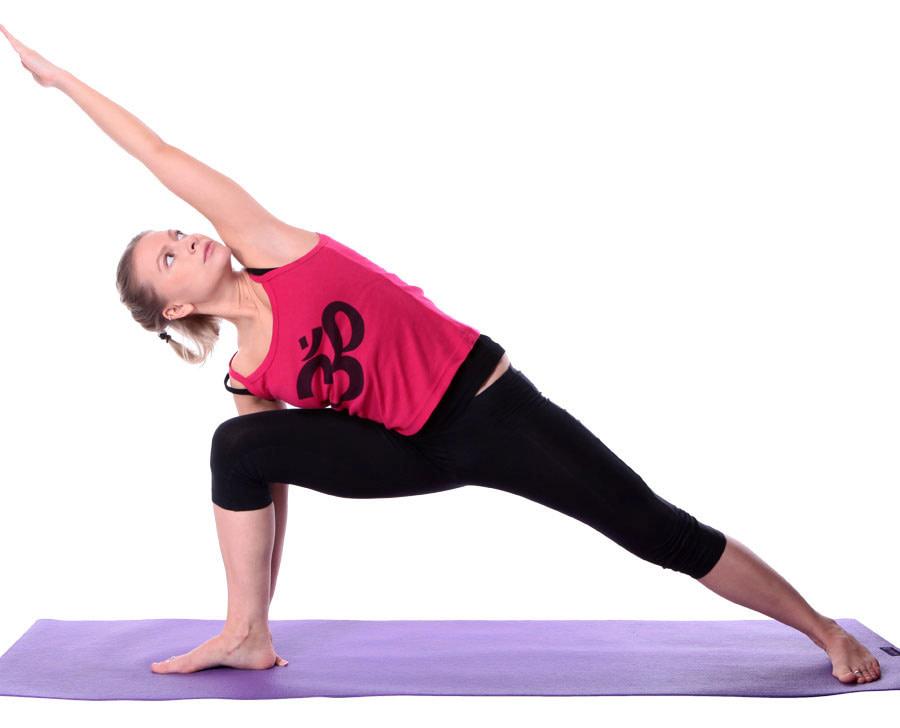 Standing Side Stretch step 5