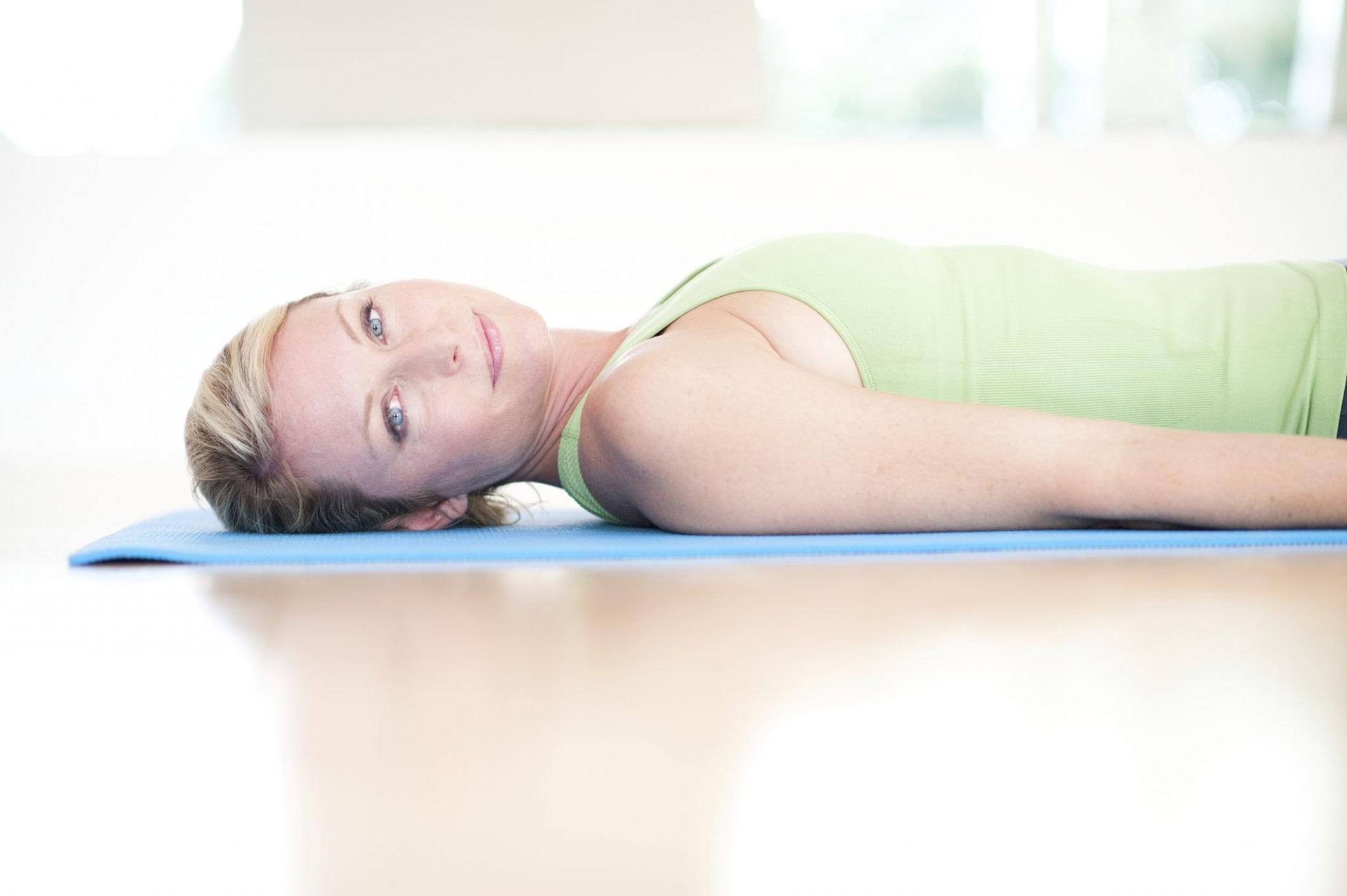 Savasana, Corpse Pose: Yoga Poses Relaxation