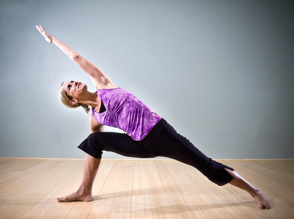 Parsvakonasana, Standing Side Stretch