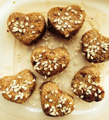 Peanut Butter 'Cookie Dough'