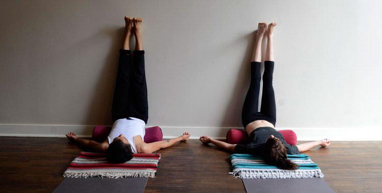 Viparita Karani, Legs Up the Wall