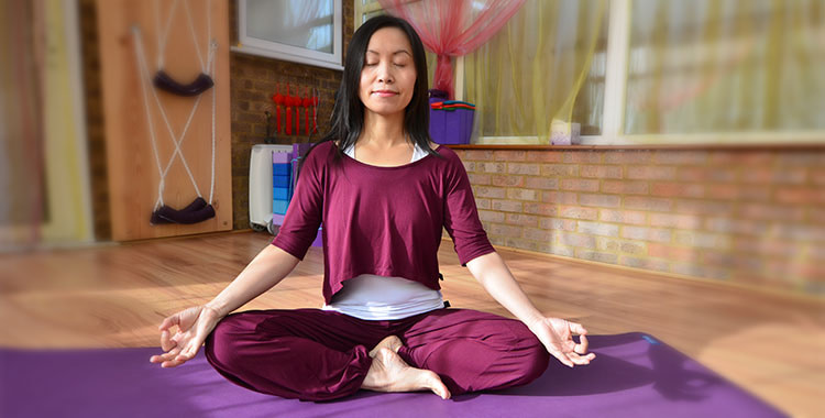 Viloma Pranayama, Breathing Against the Flow