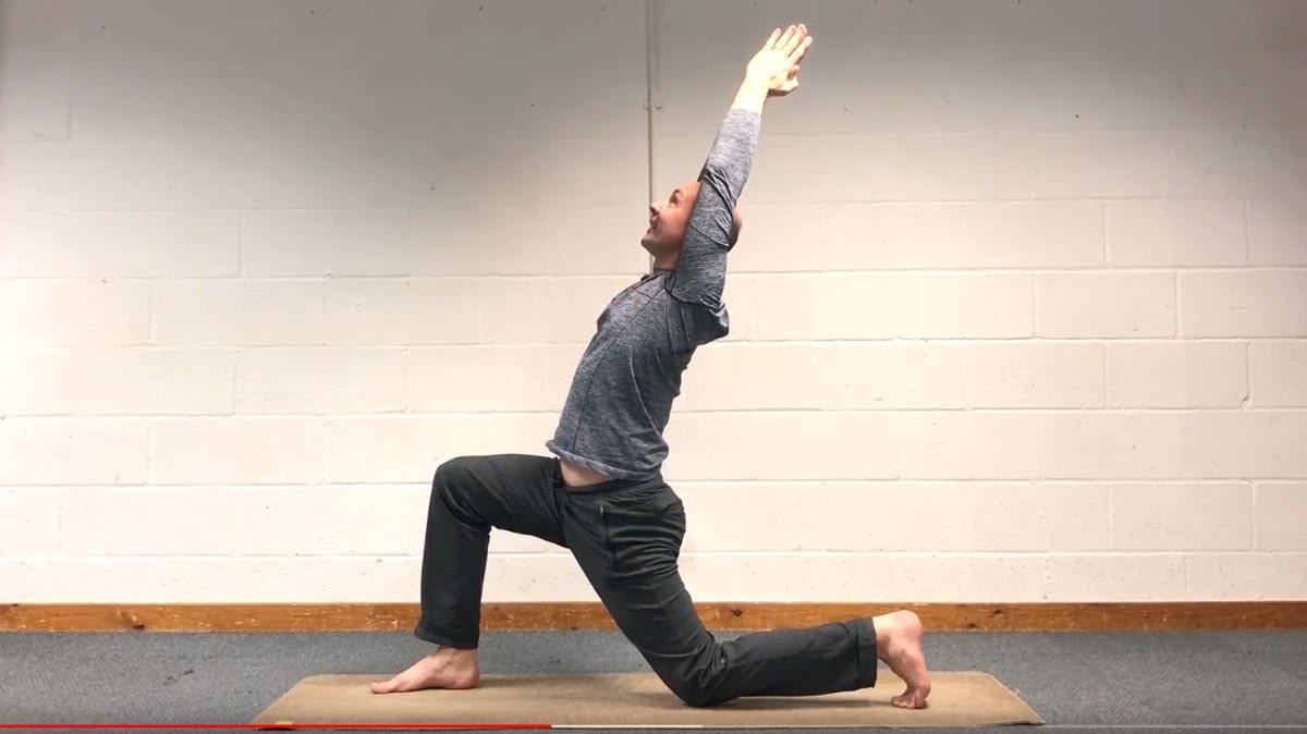 Slow Flowing Yoga fix