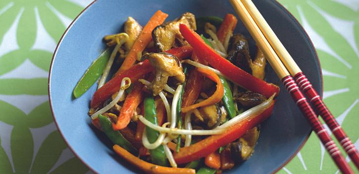 Sichuan Mixed Vegetables