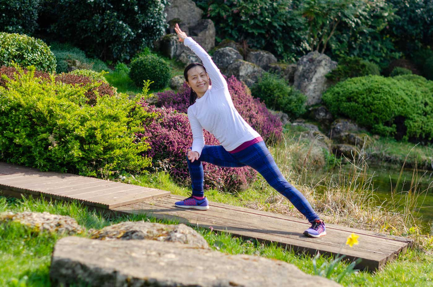 Outdoor Yoga & Qiqong
